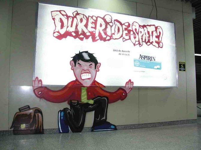 Стили и виды граффити